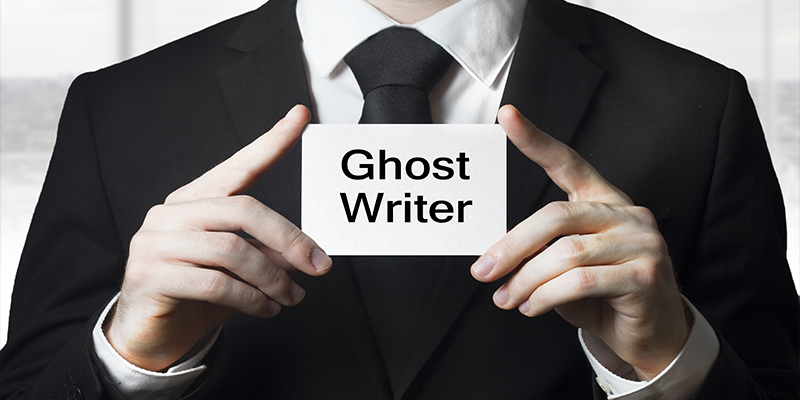 Ghost writing service ghostwriters